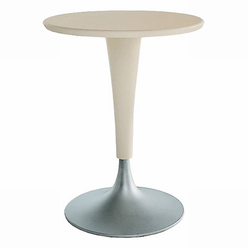 Dr Na Table from Kartell designed by Philippe Starck.