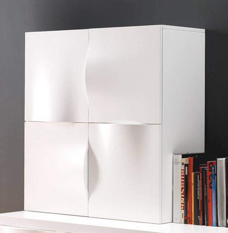 miniforms lola wall unit | cabinet | sidebaord | wooden | storage