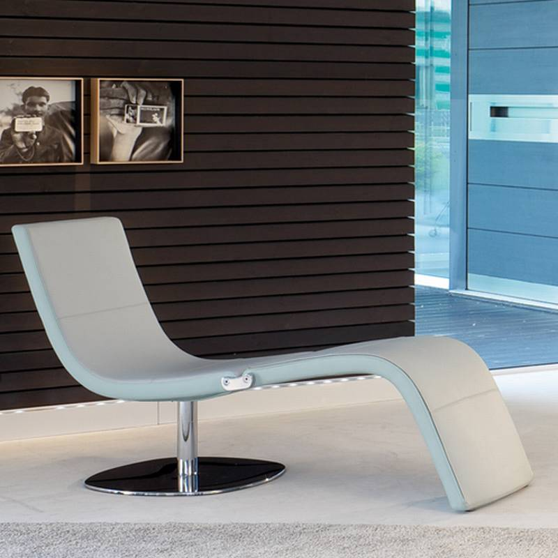 bonaldo dragonfly | lounge chair | seating | leather | living room