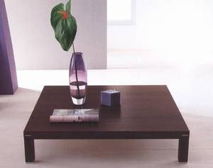 S99 Coffee Table (Wood) from Doimo.