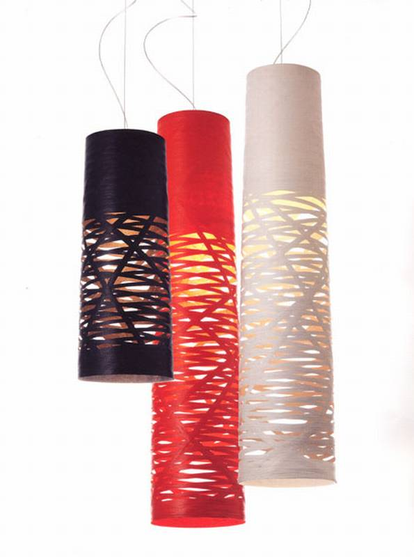 Tress Suspension from Foscarini designed by Marc Sadler.