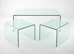 Arch Coffee Table Nest from Viva Modern.