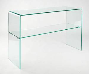 Arch Console with Shelf from Viva Modern.