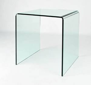 Perfect Arch High Sofa End Table By Viva Modern