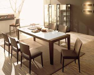 Asia Leather from Calligaris.