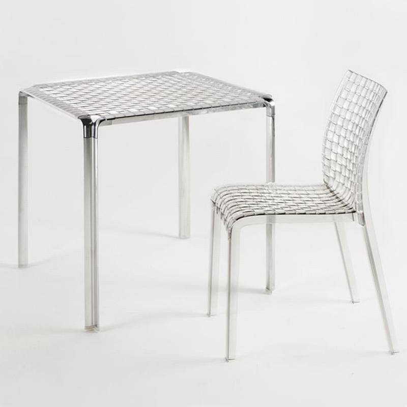 Ami Ami Table from Kartell designed by Toshiyuki Yoshino.