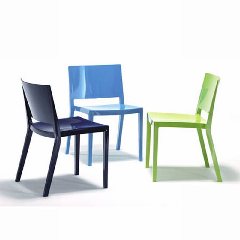 Lizz from Kartell designed by Piero Lissoni.