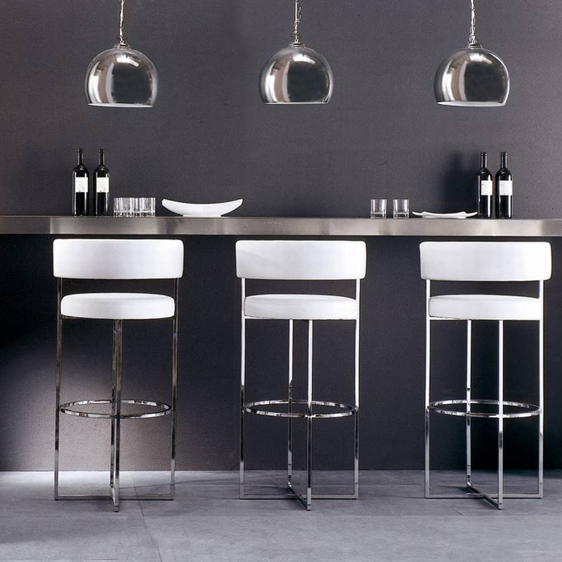 Sirio Stool from Porada designed by Giuseppe Vigano.