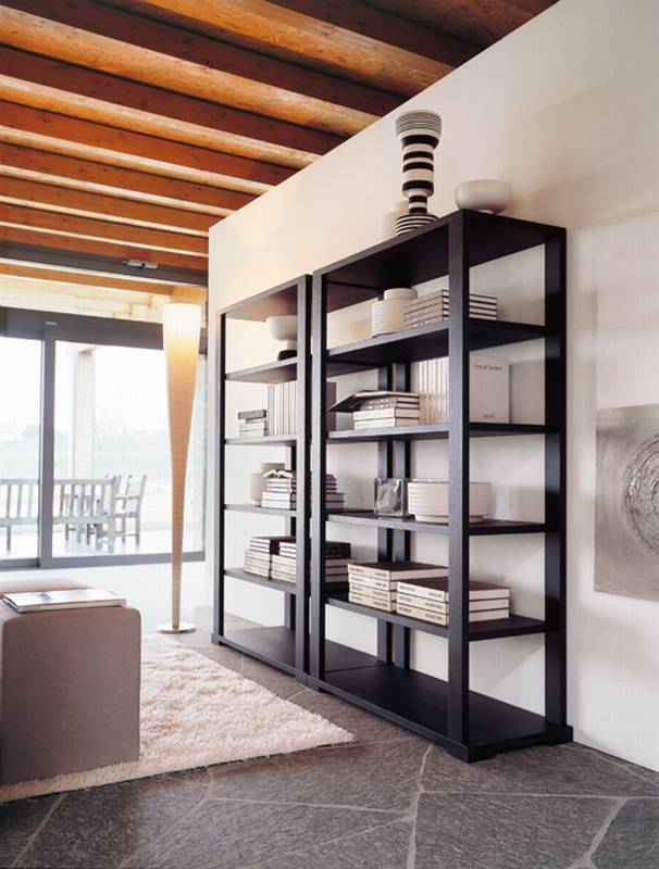 Bryant Bookcase from Porada.