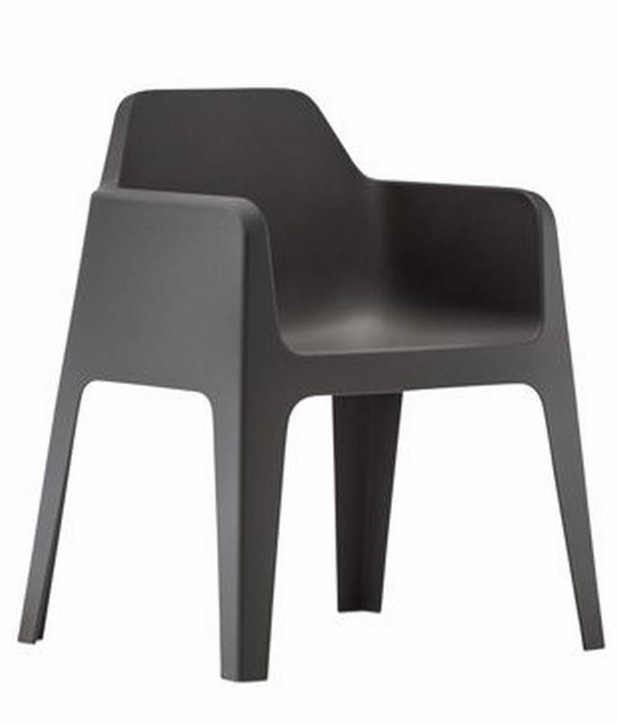 Pedrali Plus Plastic Chair Dining Room Furniture Outdoor
