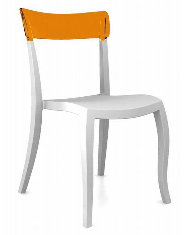 papatya hera s plastic chair dining room furniture