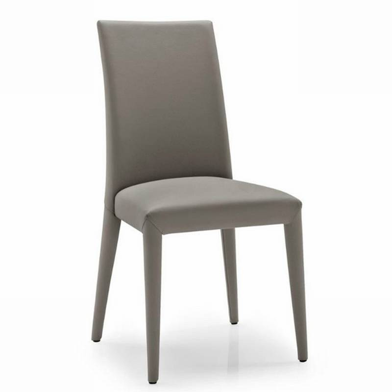 anais chair leather dining room furniture ultra modern