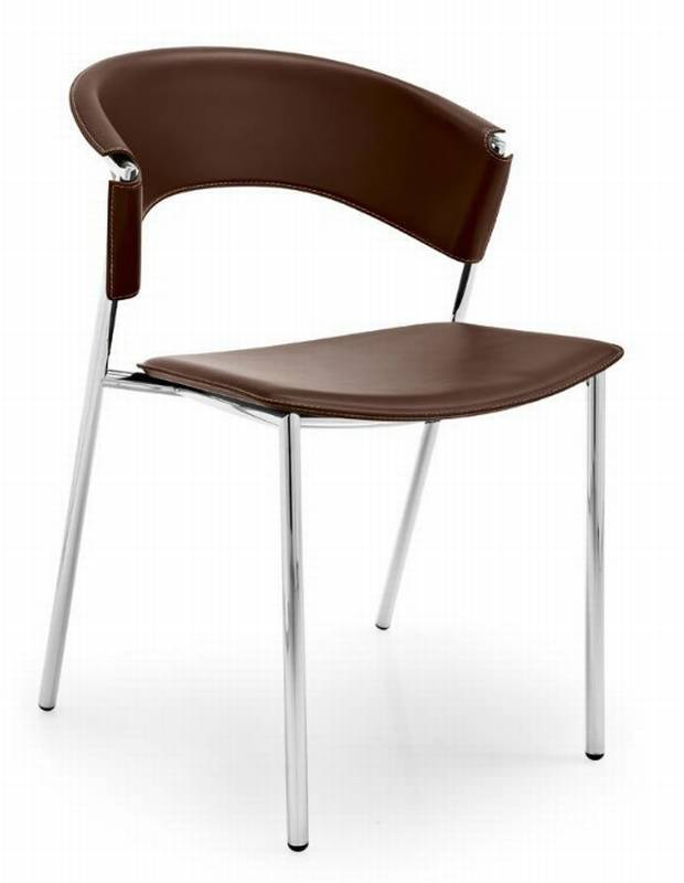 harada chair leather dining room furniture ultra modern