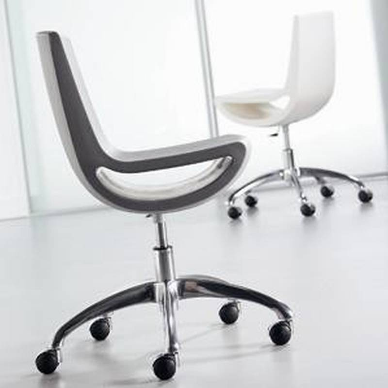 softline all kit | ciao r | plastic | chair | office chair