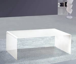 Arch Coffee Table   Extra White By Viva Modern