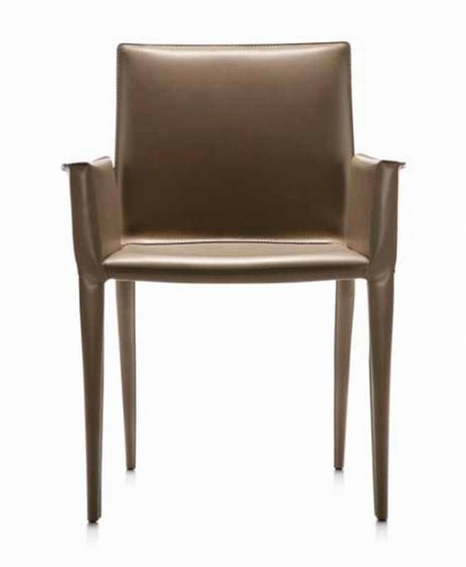 frag latina p chairs leather dining room ultra modern