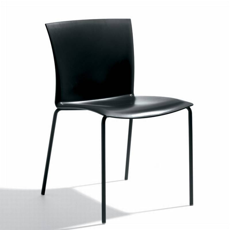 bontempi futura plastic chairs dining room ultra modern