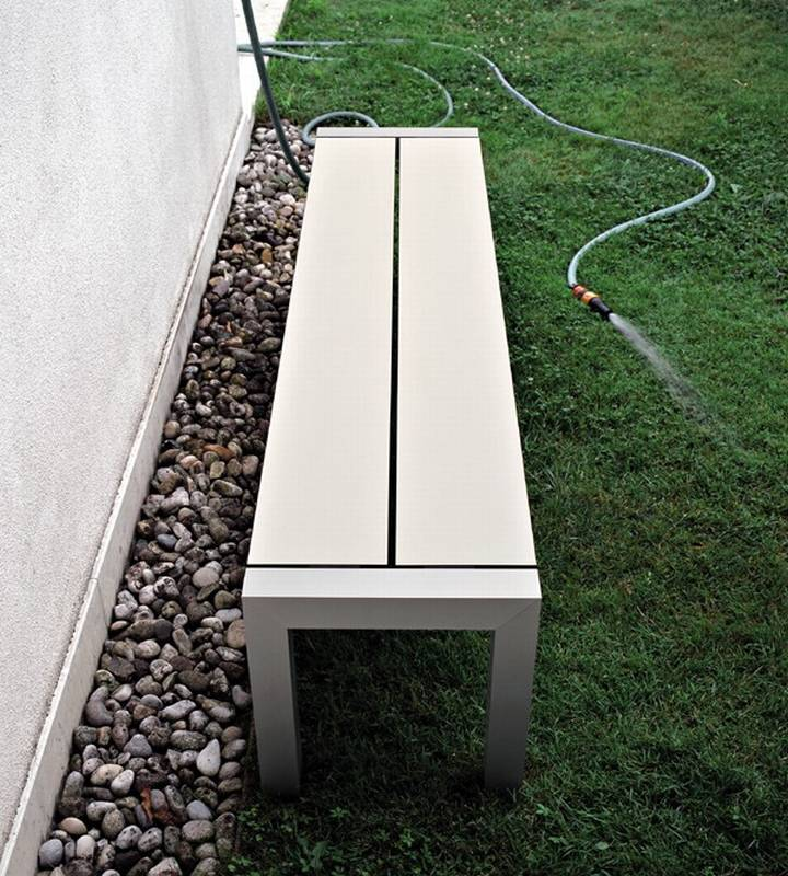 Design10001000 Outdoor Bench Metal Metal Patio Furniture – Outdoor Iron Bench