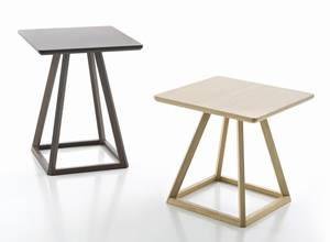 Kite Side Table KIW-SS from Fornasarig.