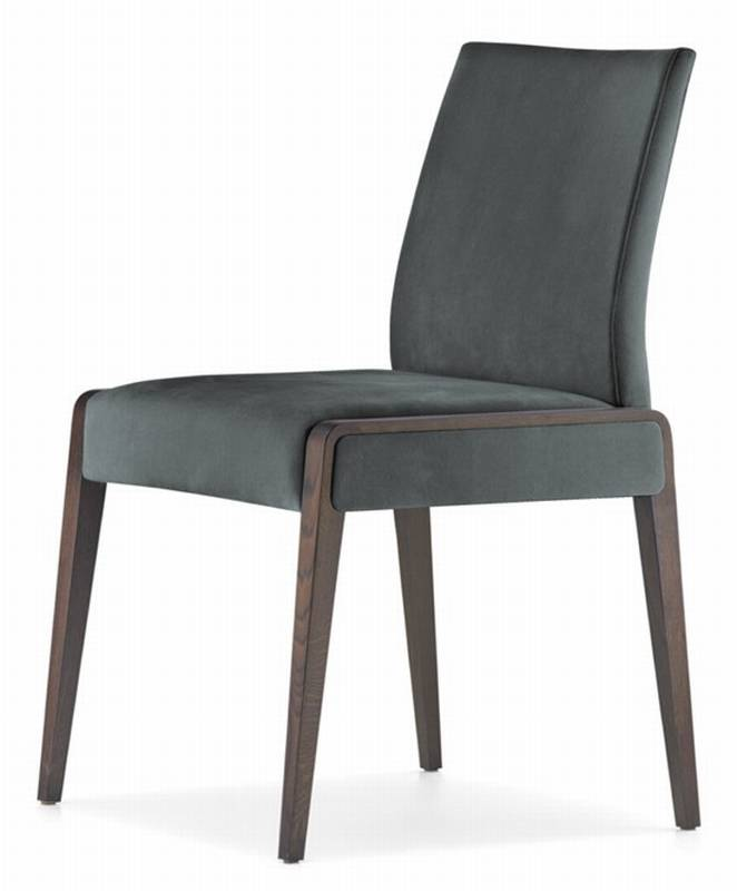 pedrali jil 520 chairs wooden dining room ultra modern