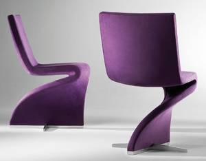 Ultra Modern Dining Chairs tonon twist | chairs | dining room | fabric twist : ultra modern