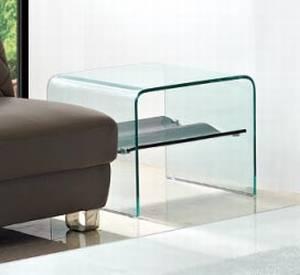 Artisan Sofa End Table By Viva Modern