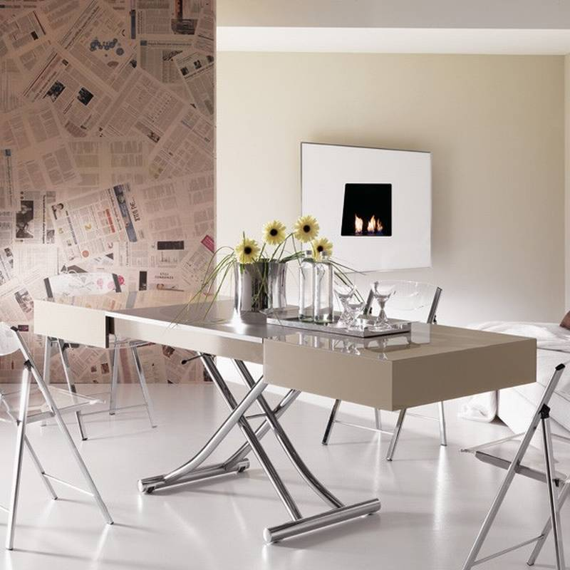 Ozzio Box T110  Dining Tables  Coffee Tables