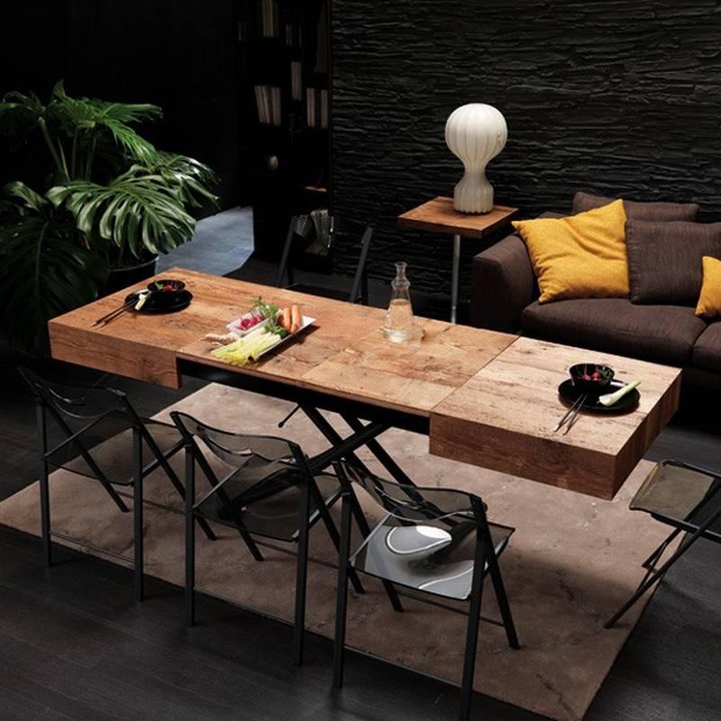 Ozzio Tisch Box ~ Ozzio Box Legno T111  Dining Tables  Coffee Tables  Rectangular top  Exte