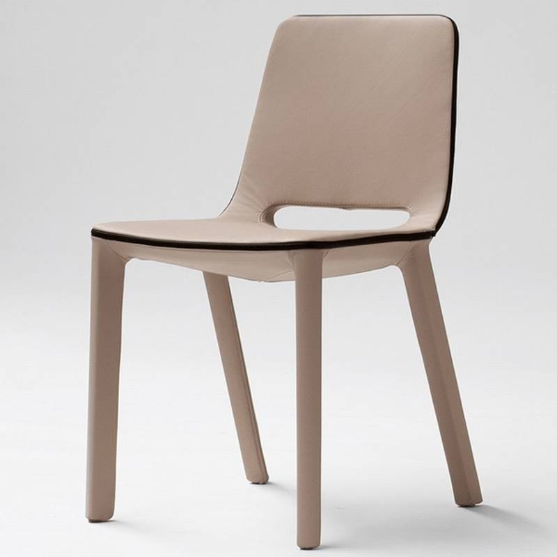 bonaldo kamar chairs leather dining room ultra modern