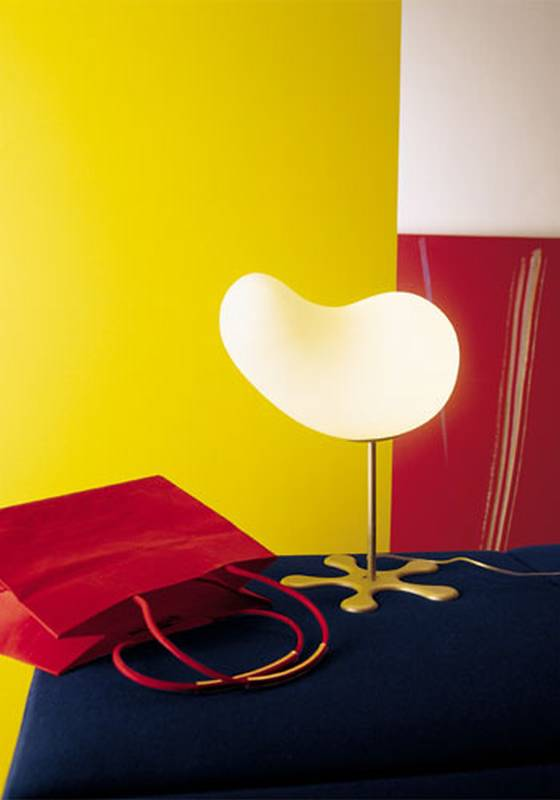 Coco Bianco from Foscarini designed by Aldo Cibic.