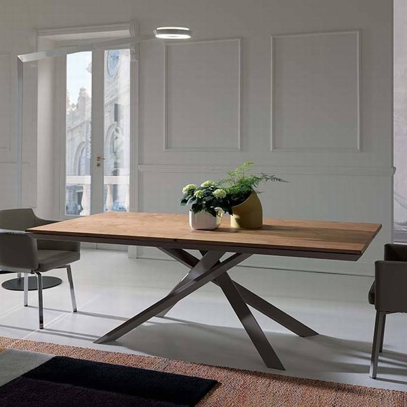Nuevo Toulouse Dining Table Alasweaspire