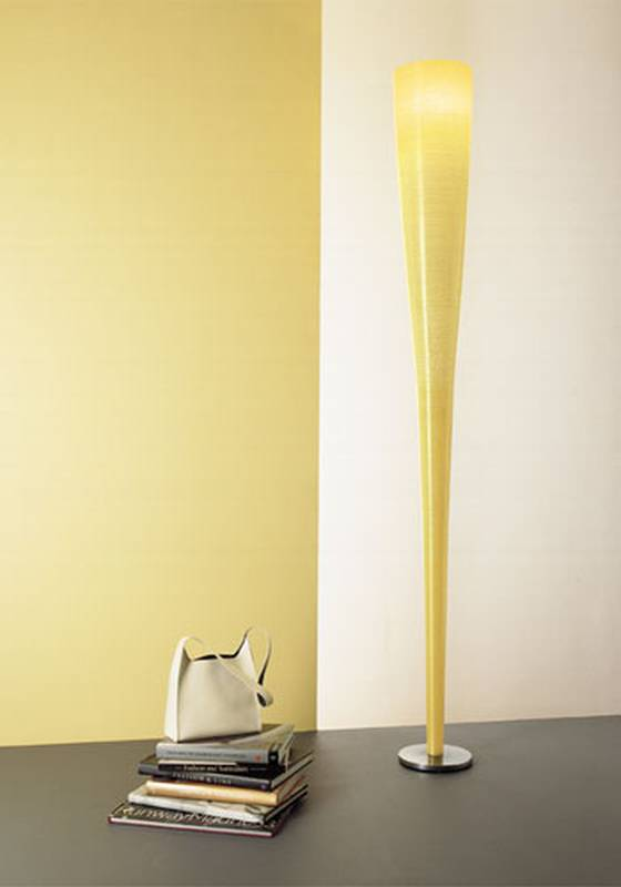 Mite Floor Lamp from Foscarini designed by Marc Sadler.