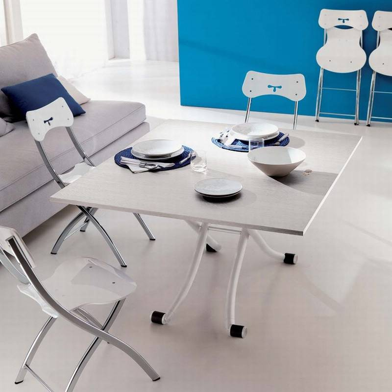 Ozzio Mini T125 Dining Tables Coffee Tables