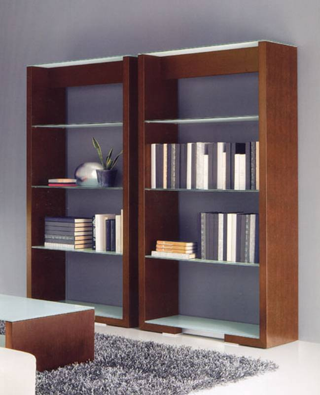 Laser Bookcase from Doimo.