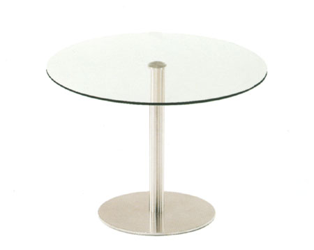 Pedrali Inox Dining Table Glass Dining Room Furniture