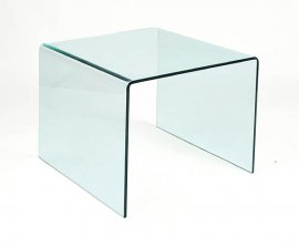 Arch Sofa End Table by Viva Modern