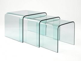 Arch Table Nest by Viva Modern