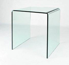 Arch High Sofa End Table by Viva Modern
