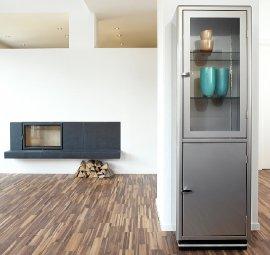 Classic Line 2-Door Cabinet by Muller