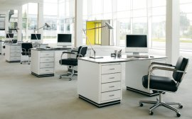 Classic Line Desk TB 228 by Muller