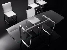 Diamond Table by Trabaldo