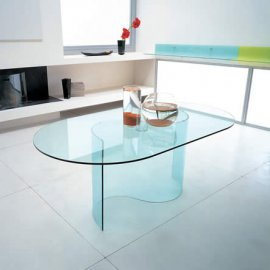 Wave Dining Table by Viva Modern