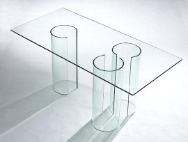 Float Dining Table/Desk by Viva Modern