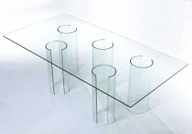 Float Dining Table by Viva Modern