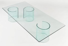 Float Coffee Table by Viva Modern