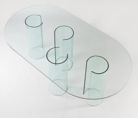 Float Dining - Oval by Viva Modern