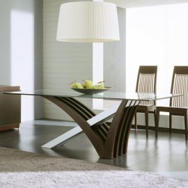 Mirage Table by Rossetto