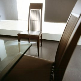 Mirage Chair by Rossetto