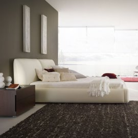 Pavo Bed by Rossetto