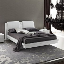 Diamond Bed by Rossetto